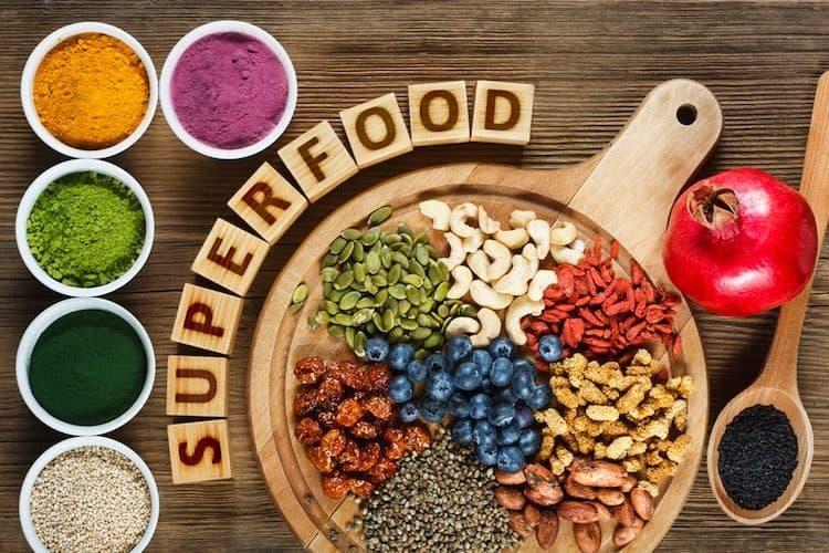 Afbeeldingsresultaat voor superfoods