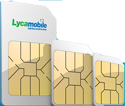 Mobile Web Settings, Pay As You Go International SIM