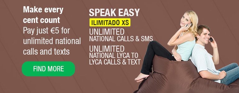 Our Best National & International Call Rates   Lycamobile Spain
