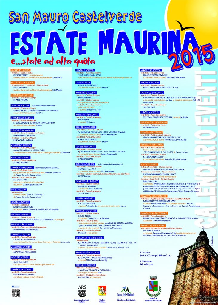 Estate San Mauro 2015