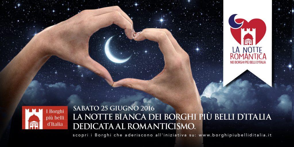 Poster La notte romantica dei Borghi piu belli