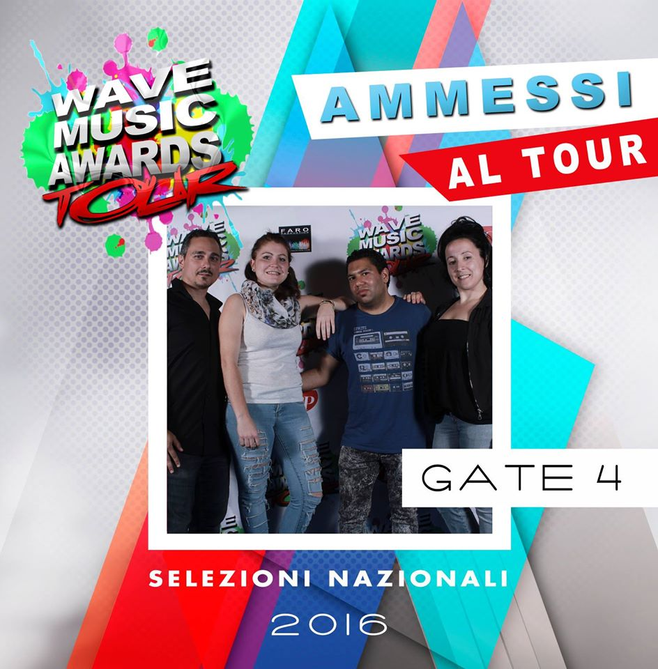 gate 4 wave music award 2016
