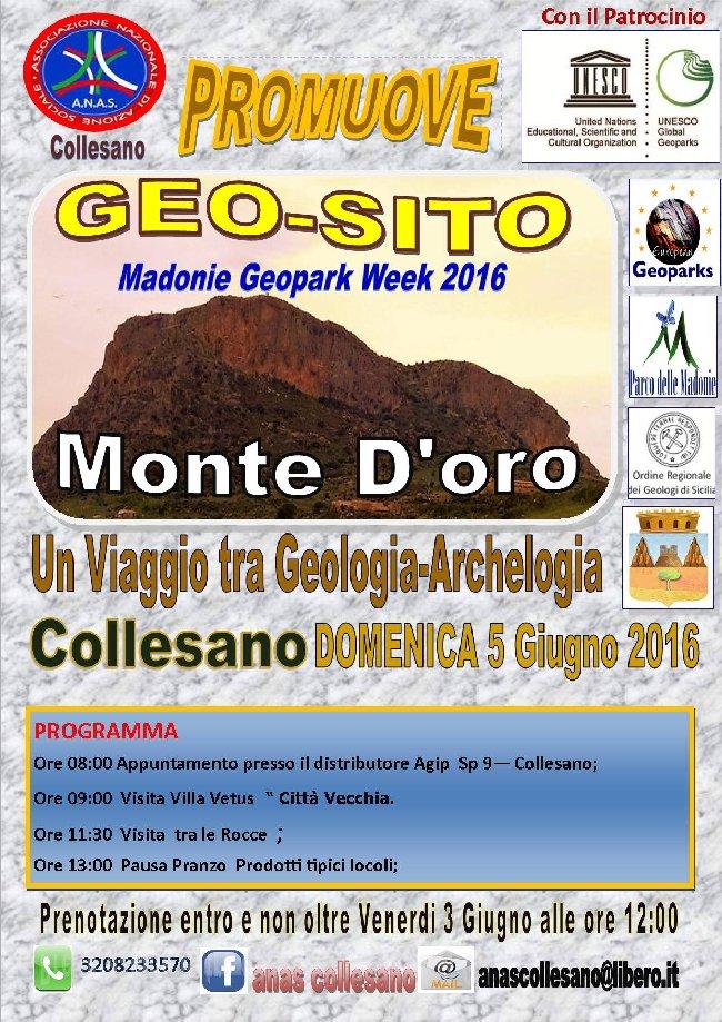 Geo-Sito Monte D Oro