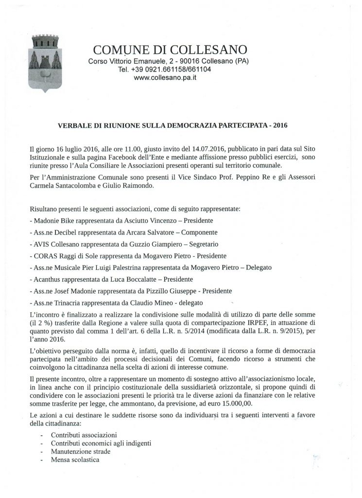 collesano - democrazia partecipata 1 7-2016