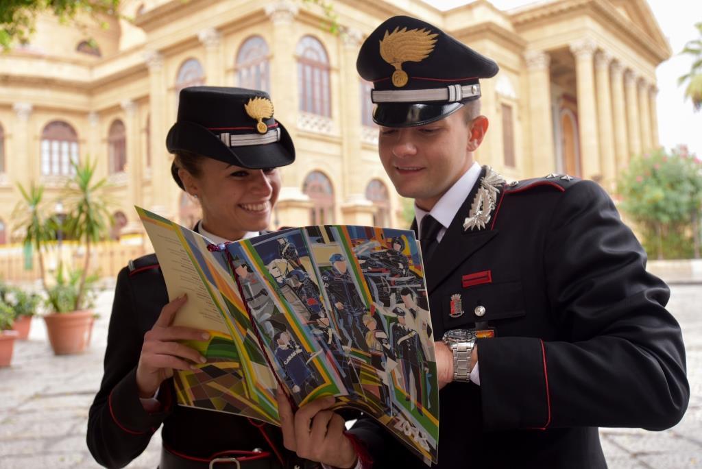 Calendario Carabinieri.Presentazione Del Calendario Storico E Dell Agenda 2018 Dell