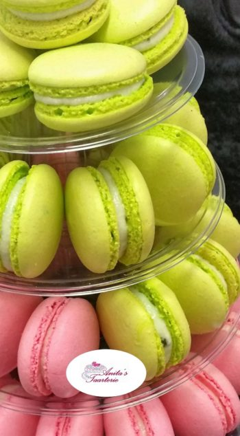 Macarons maken bij Loekie.nu