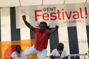 Come and dance african style - Loekie.nu