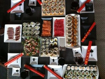 Sushi workshop Loekie.nu
