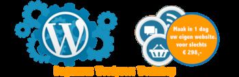 Zelf een website bouwen met Loekie.nu