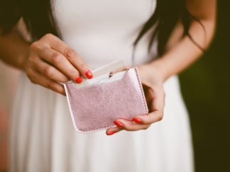 mini wallet Loekie.nu