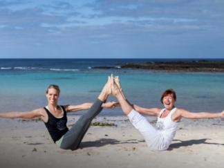 Yoga Loekie.nu