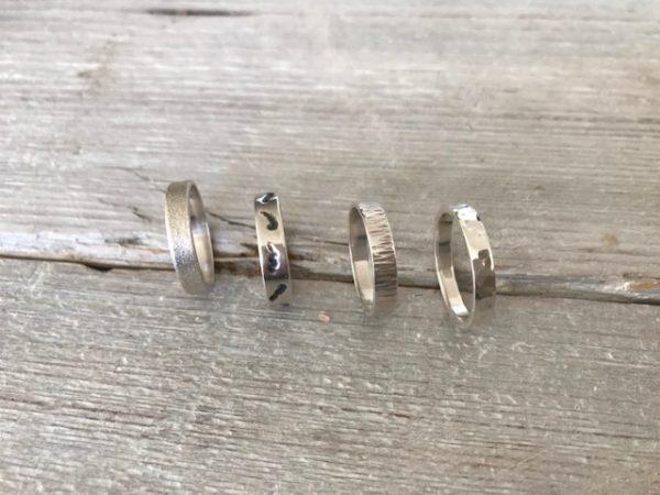 zilveren ring, loekie.nu