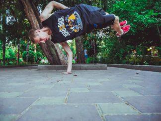 Breakdance Loekie.nu
