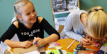 kinderfeestje loekie workshop