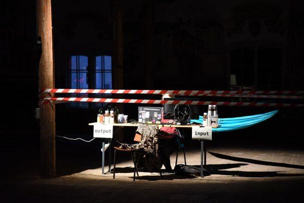 At Schmiede Werkschau. Credit: Gabriele Krisch
