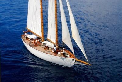 Luxus Segelyacht Mallorca