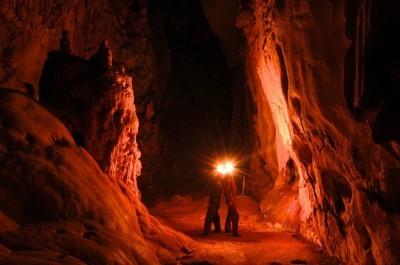 trekking caving mallorca