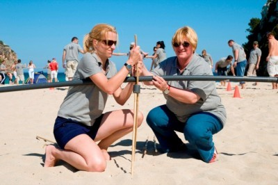 Beach Olympiade Mallorca