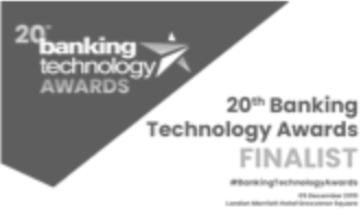 Banking Technology Awards 2019 logo