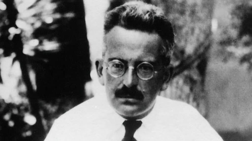 Walter Benjamin (1932)