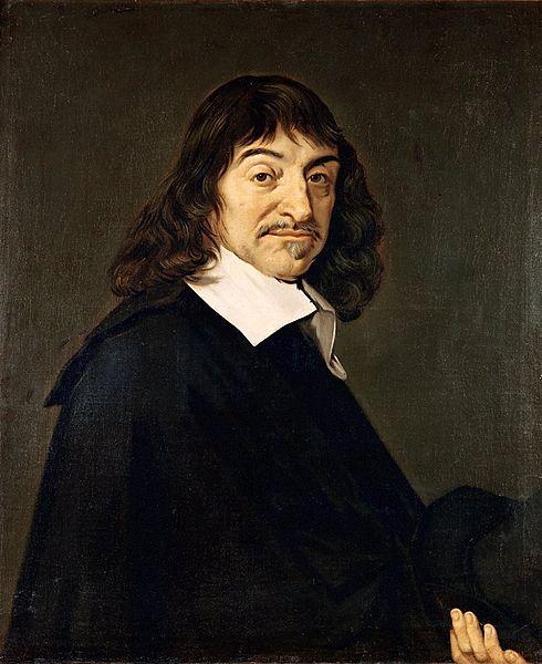 Frans Hals - Ritratto di René Descartes