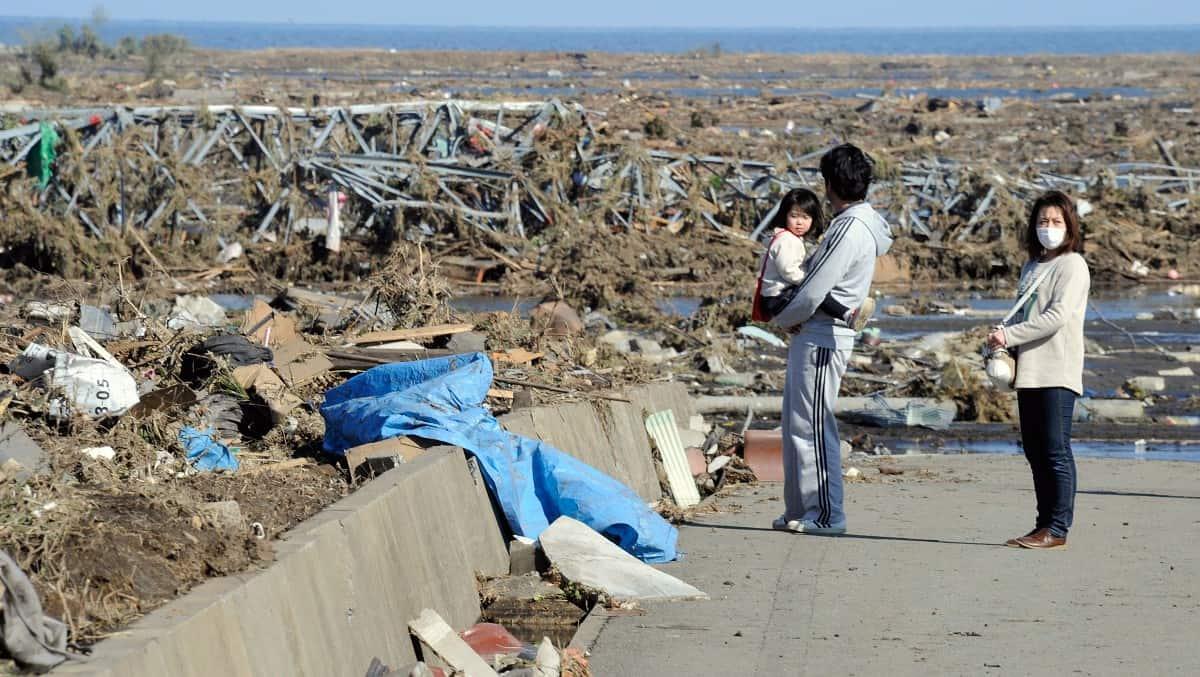 Sopravvissuti allo Tsunami