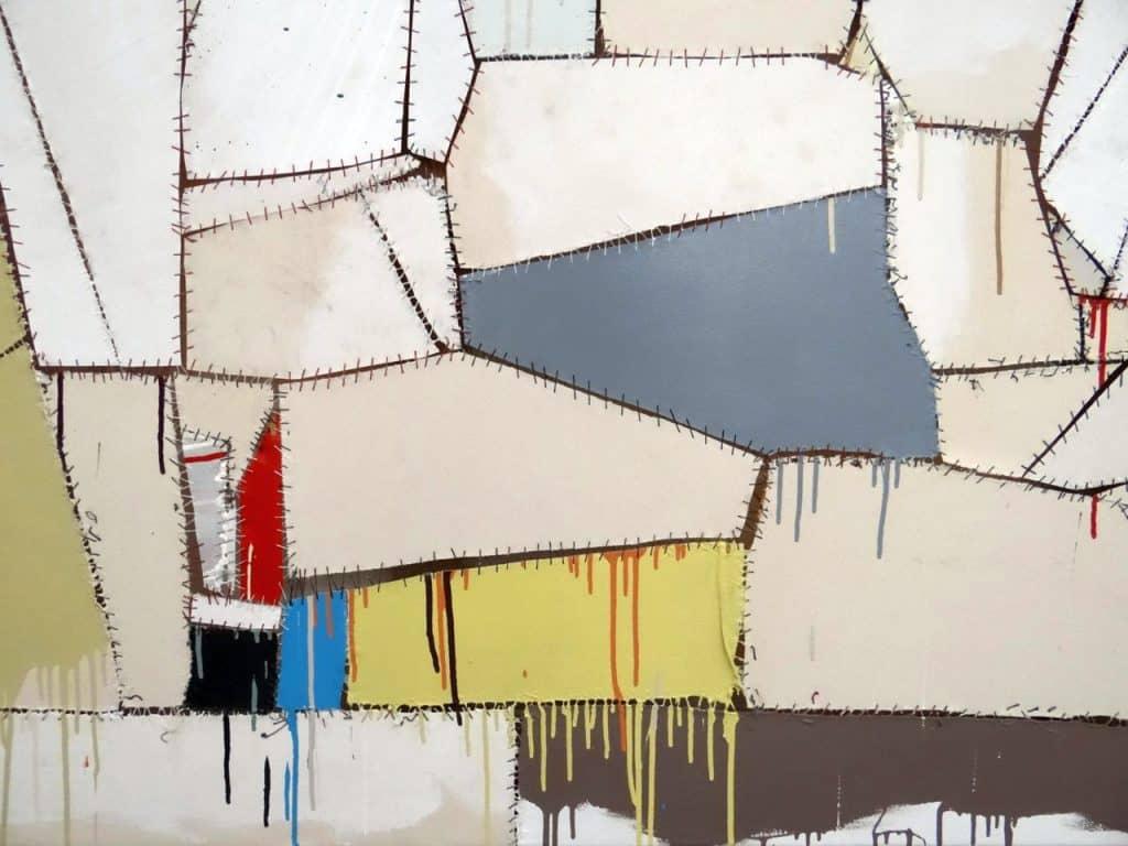 Sally Ross - Queequeg (2014), dettaglio