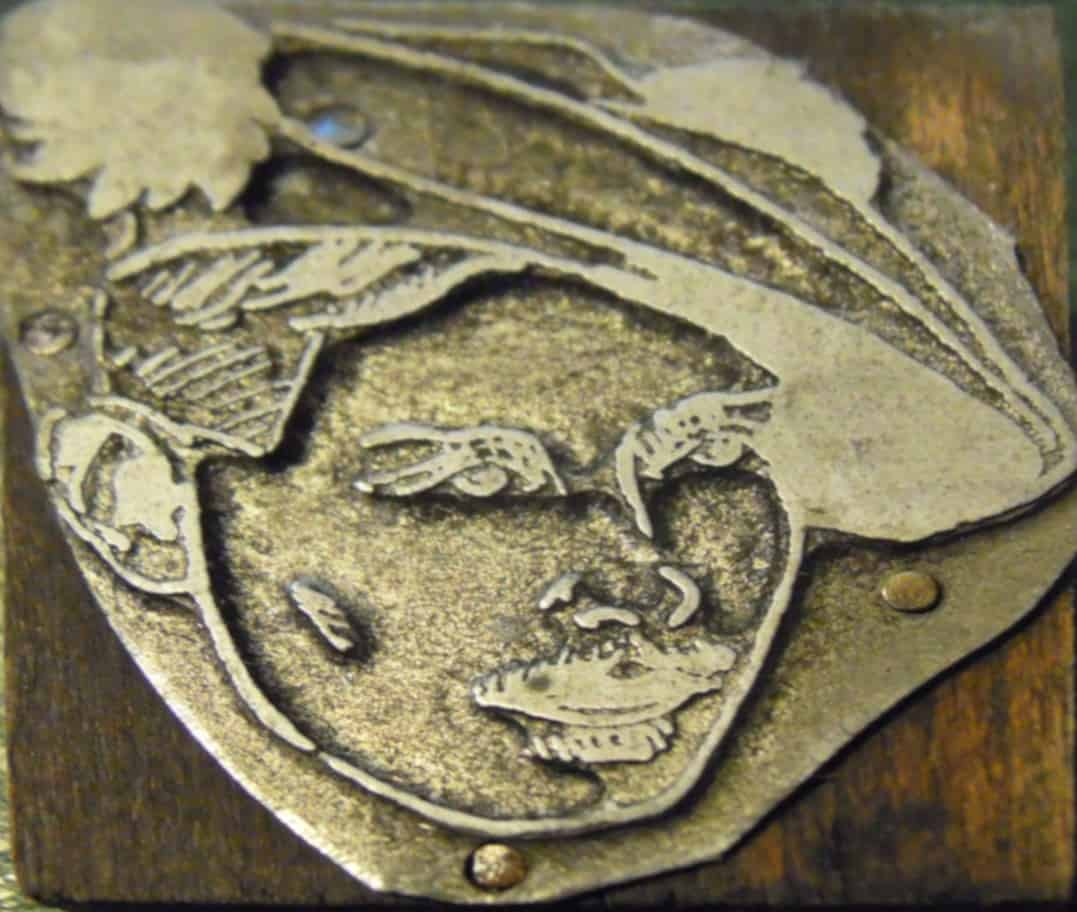 Cliché (uomo con cappello)