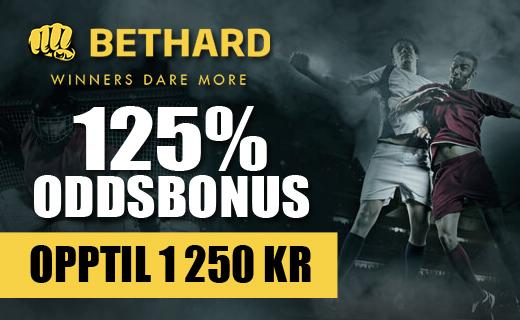 Bethard odds