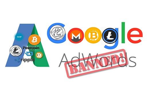 Google bannlyser krypto og ICO annonser