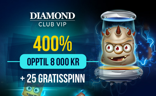 Diamond Club Vip nettcasino