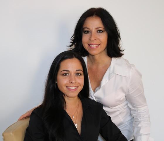 Elena and Melisa Koyunseven publishers of TML Magazine