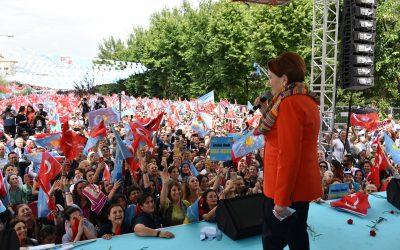Meral Akşener Bursa'da!