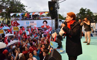 Meral Akşener Erzurum'da!