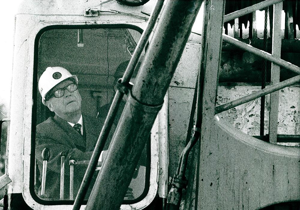 Urho Kekkonen 70-luvulla