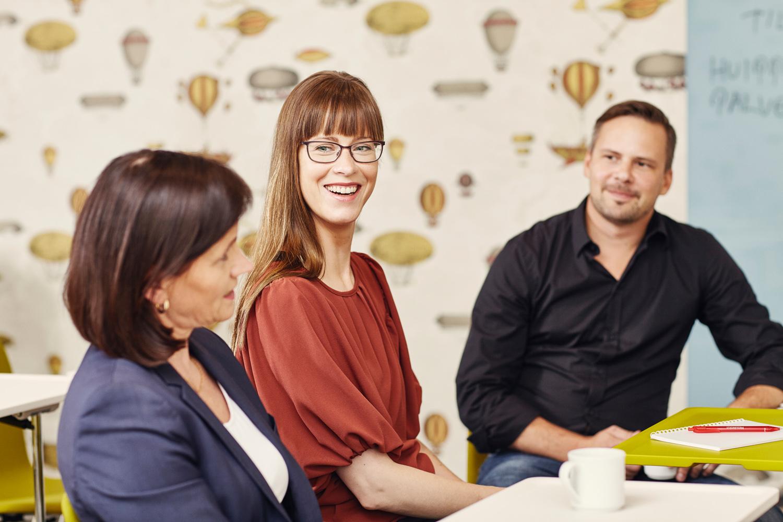 Meetings at Messukeskus