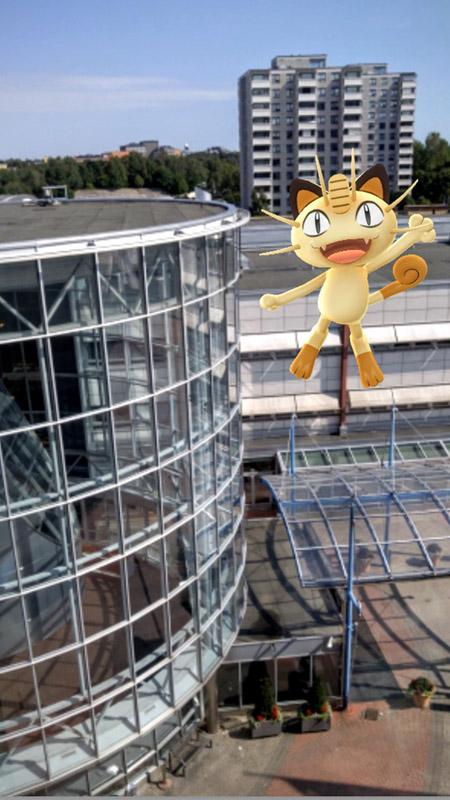 Pokémon Go valloitti