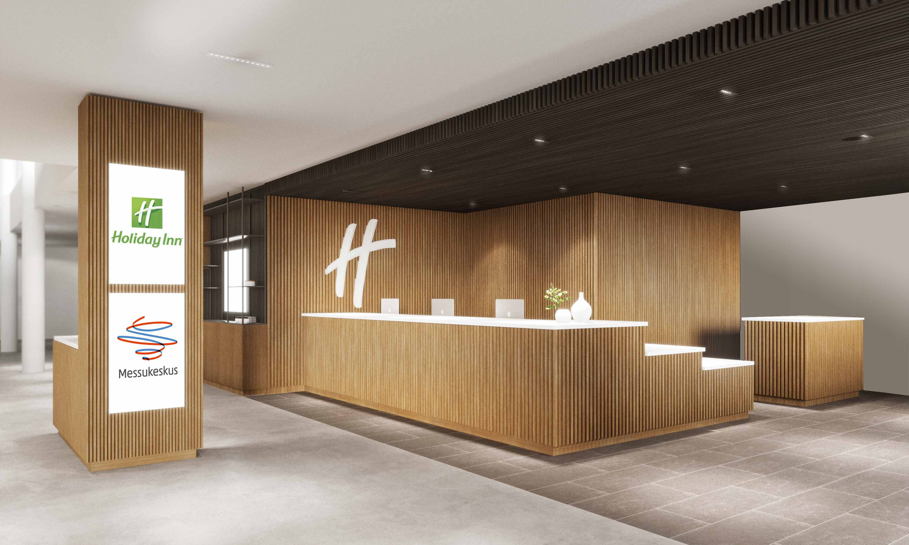 We will open the best event hotel in northern Europe in 2019