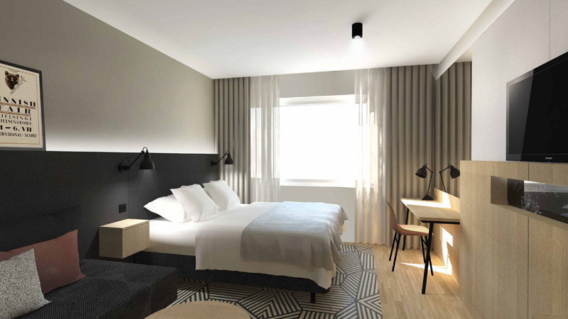 Hotel Executive room