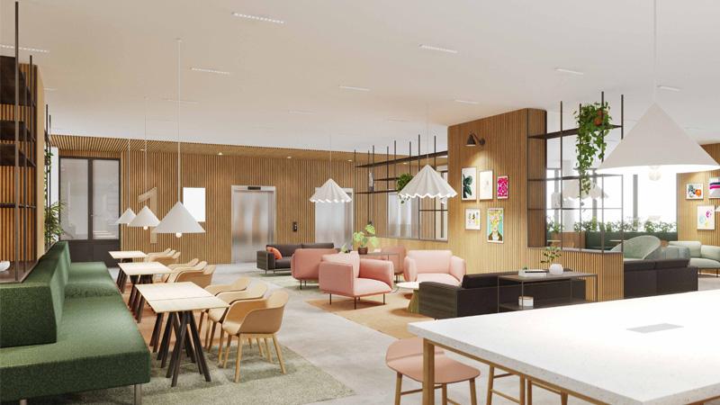 Open Lobby, hotelliuudistus