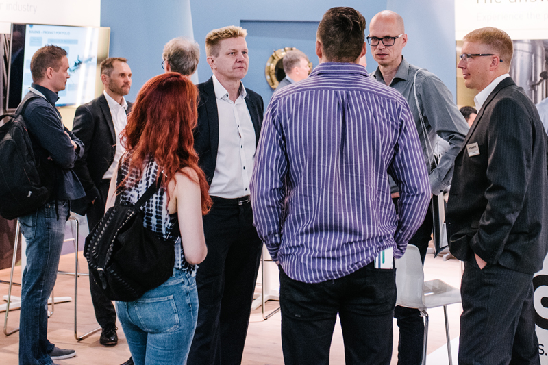 Forest and packing cluster's top event brought together professionals in Messukeskus