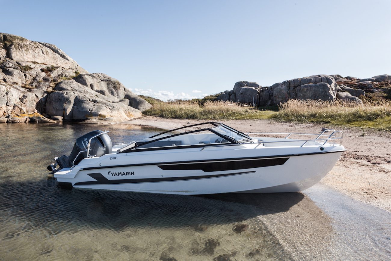Bow Of A Boat >> Yamarin 63 Bow Rider A New Sporty Model For Active Leisure Boating