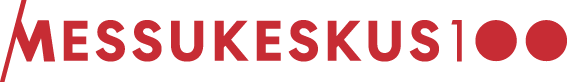 Messukeskus 100 logo