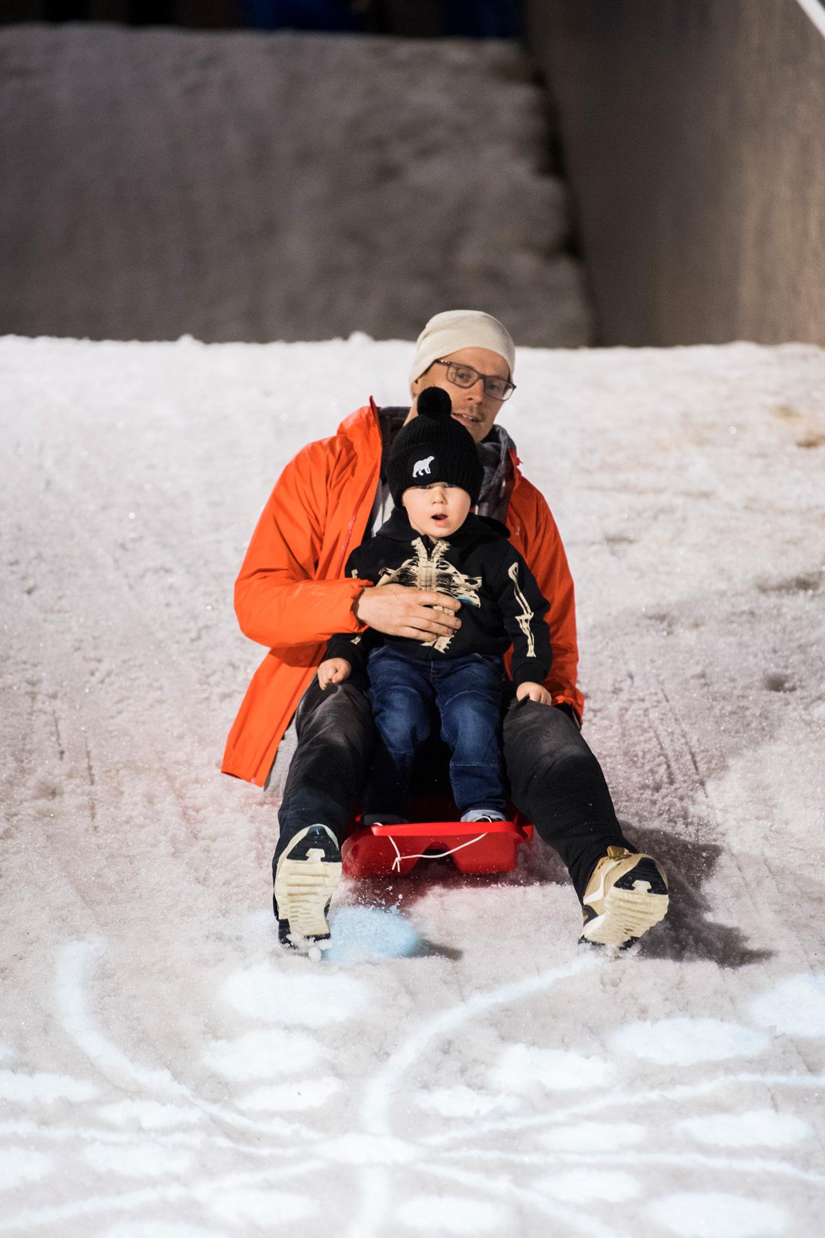 GoExpo Winterissä on lumileikkejä