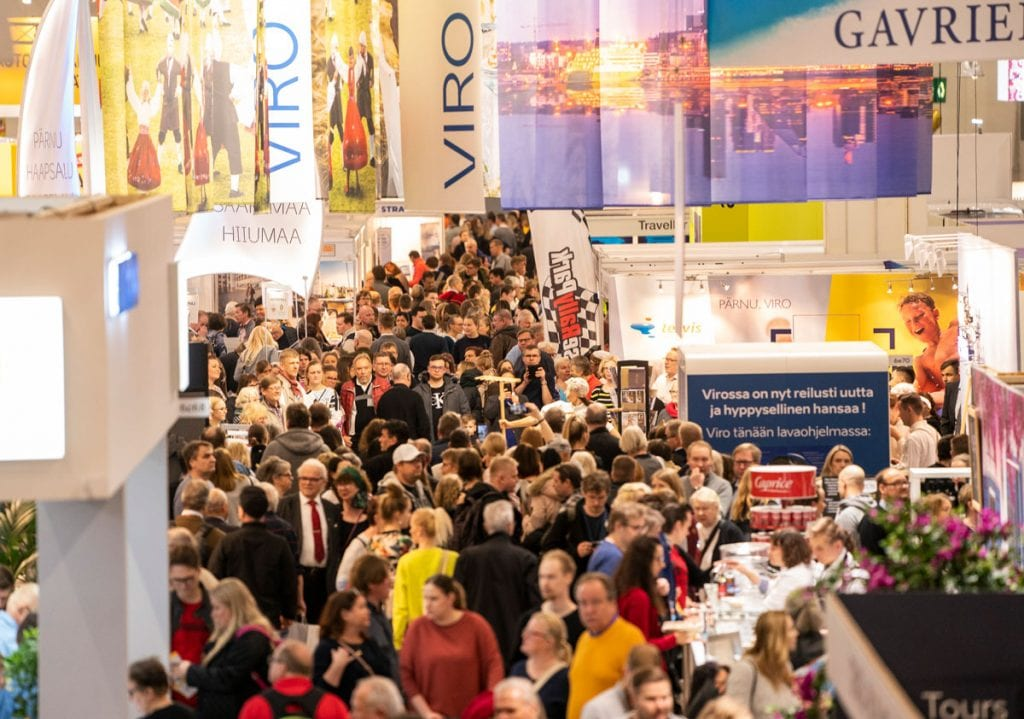 The Matka Nordic Travel Fair stirred a desire to travel