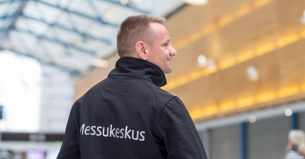 Safety at Messukeskus
