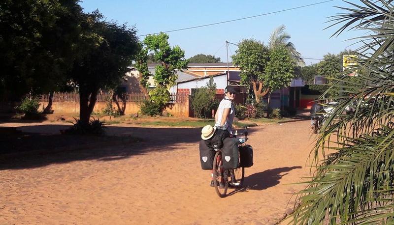 Sissin blogi Paraguay