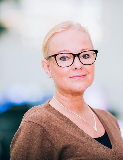 Virpi Jokitalo, myyntipäällikkö