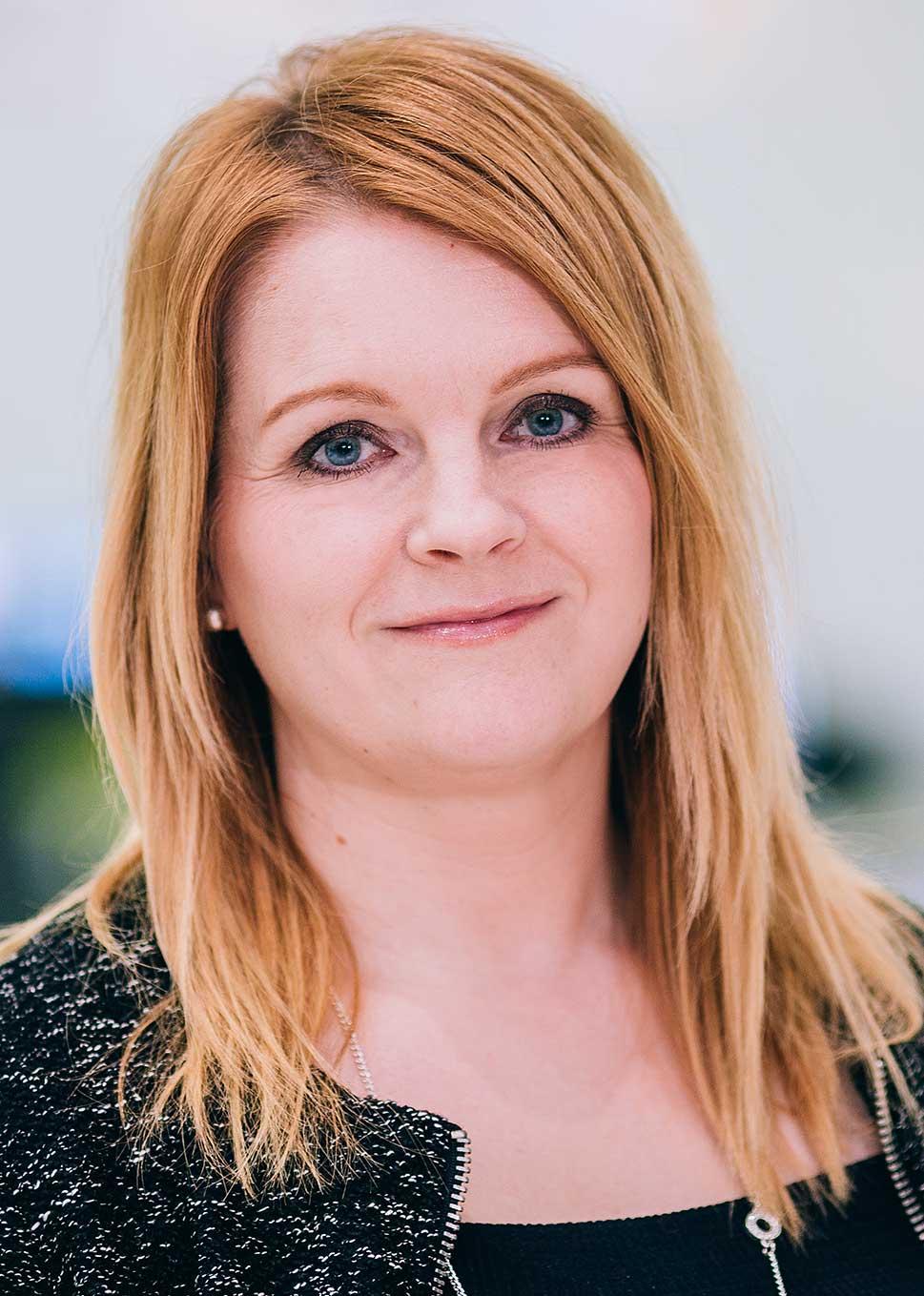 Anne Häyrynen, Sales Manager