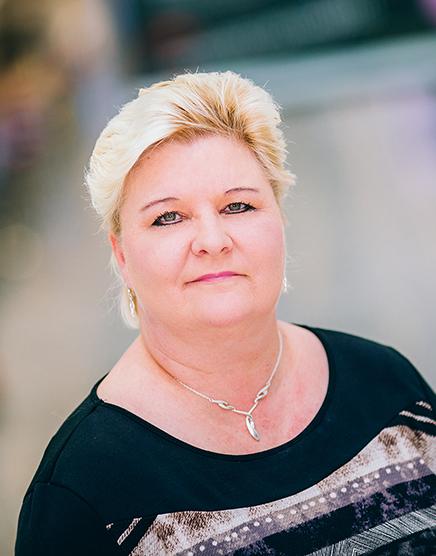 Minna Erkkilä, myyntipäällikkö